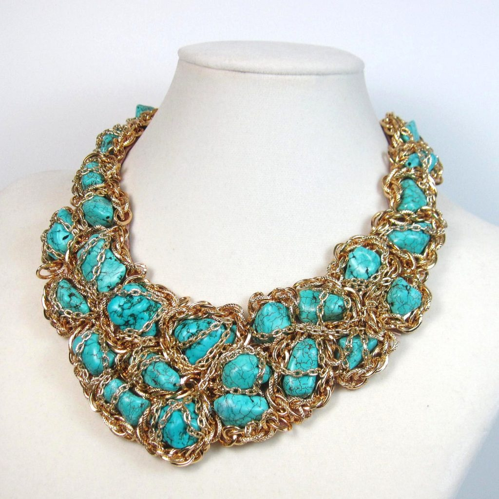 Obsession with Gorgeous Turquoise Jewelry