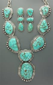 Big Bold Chunky Turquoise Statement Necklace Iris Apfel WOW FACTOR Heavy Gypsy Necklace Couture Red Carpet26