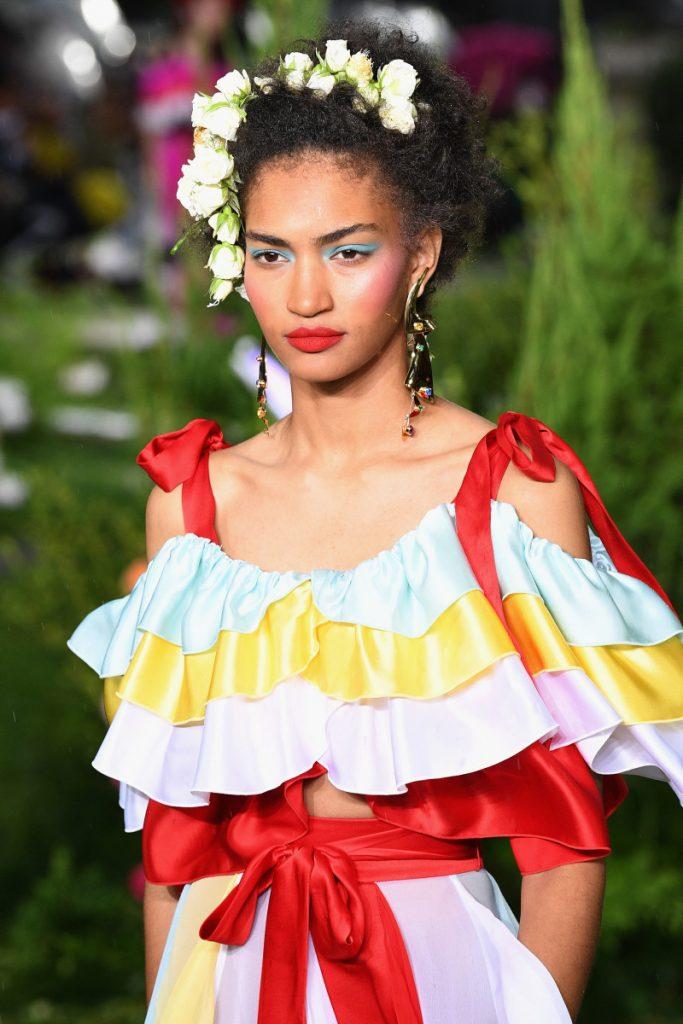 Rodarte's Floral Fantasy Fall 2019 Fashion Show