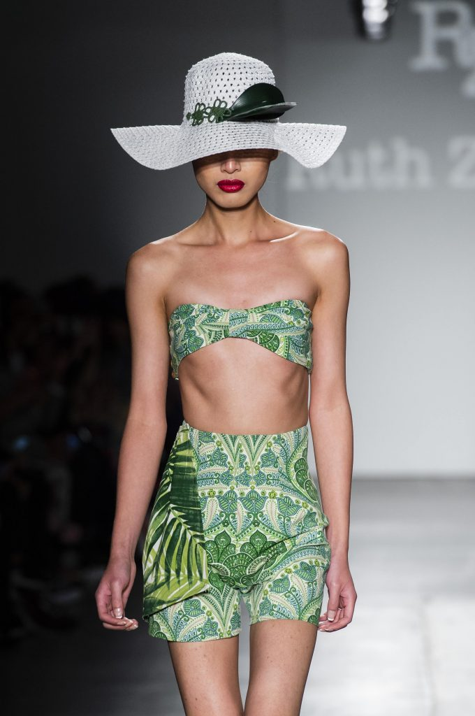 Couture Designer Ruth Zabetta Spring/ Summer 2019 collection at CAAFD