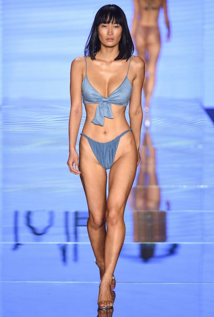 We are excited about the upcoming Swimwear season! Summer is a good time to express your creative Swim Style for Summer 2020 Season! The Runway excitement is likely dedicated to Resort wear  and the Spring/ Summer 2019 Swimwear trends. You're more than likely trying to figure out which of the 2019 swimwear trends you will be showing off and that is totally an expression of your personal style! Every year  we love to experience Swimwear Designers updated versions of their interpretation swimsuits and resort-wear displayed during Miami Swim Week. There will always be something for everyone! So how do we even begin to choose! A better question is do we have too!